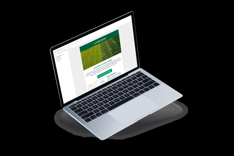 Land-Data Newsletter