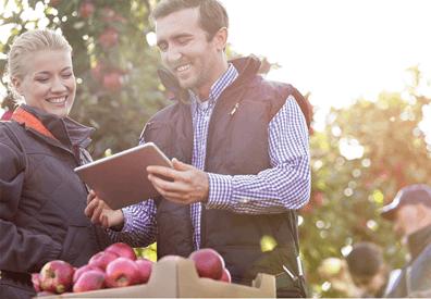 Vorteile der digitalen Belegablage mit LAND-DATA und top farmplan