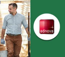 ADNOVA+: Fakturierungsbelege nach der Aktualisierung ohne USt-Prozentsatz