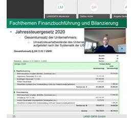 LAND-DATA Regionaltage: Was ist neu in der Steuergesetzgebung?