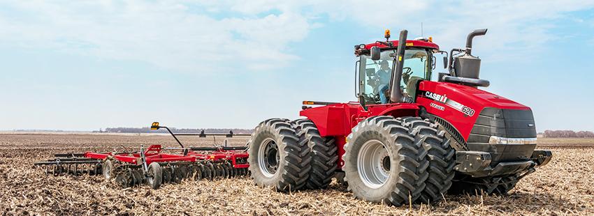 Case-Traktor